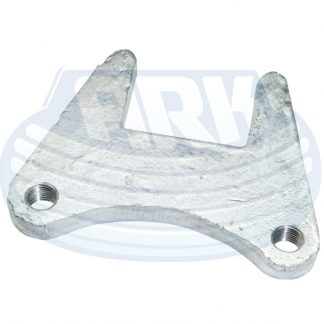 Mechanical caliper disc brake mounting plate 2000 kg 40 mm