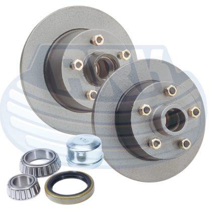 Braking Hub, Ford, Holden, Landcruiser, bearings, seals, nuts, mechanical over-ride