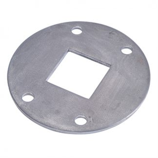 Hydraulic Brake Mounting Plate Loadstar Trailer Axle
